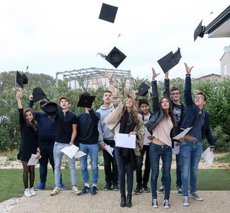 Lycée Saint-Charles remise des diplômes