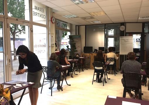 Test TOEIC à Montpellier