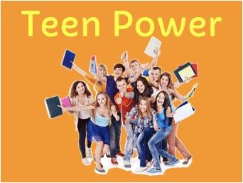 TEEN POWER Cours d'anglais pour Ado