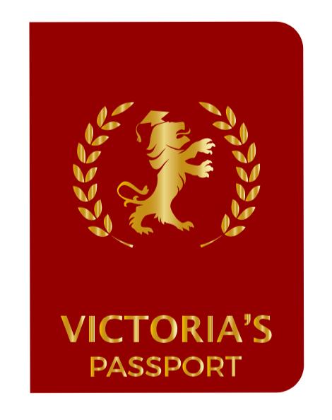 VIctoria's Passport pour nos activités de conversation