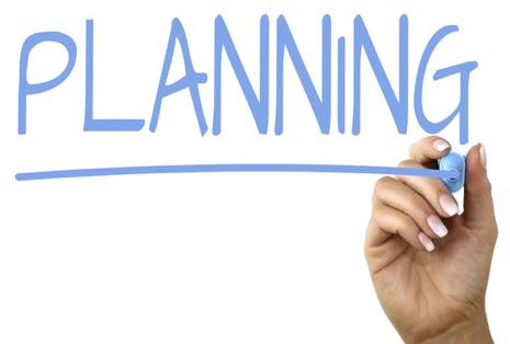 Le planning en ligne des activités en anglais