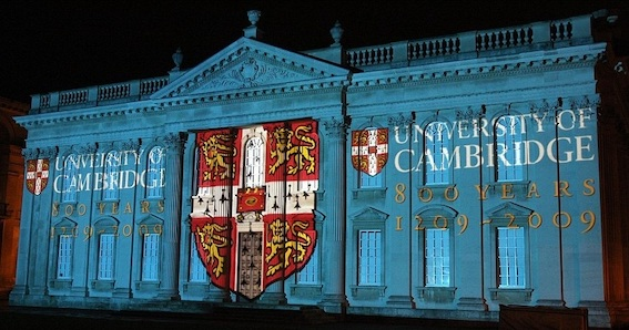 Inscriptions examens de Cambridge