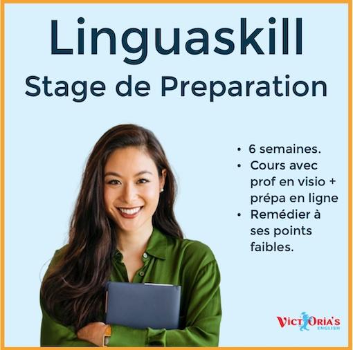 Stage de préparation Linguaskill